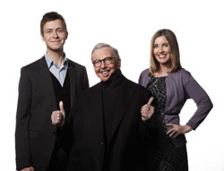 Roger Ebert heads back to TV!