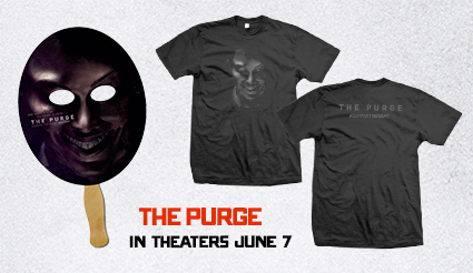 The Purge Prizes